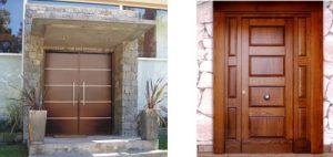 Diseño de puertas