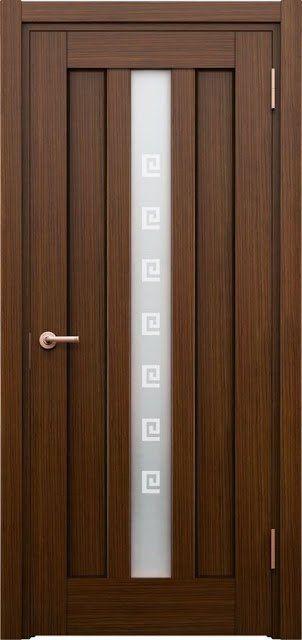 puertas de madera glamorosas