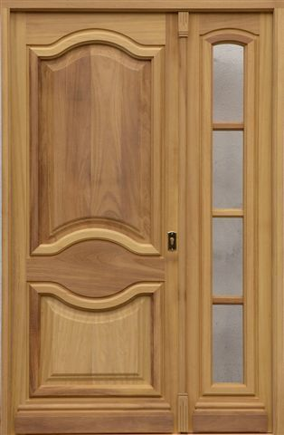 Puertas madera maciza puertas 100 for Puertas de entrada de madera maciza