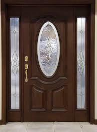 Puertas Principales de Madera Zulema