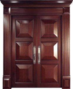 Puertas de Entrada Imponente y Elegante