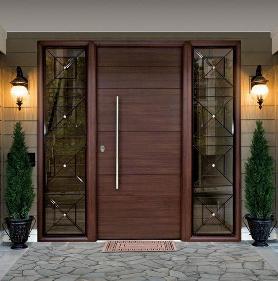 Puertas de madera casa y dise o puertas 100 for Disenos de puertas en madera y vidrio