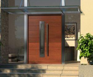Diseño de Puertas para Entradas Principales