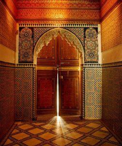 Puerta de Santuario