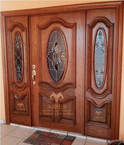 Puerta Principal Aries